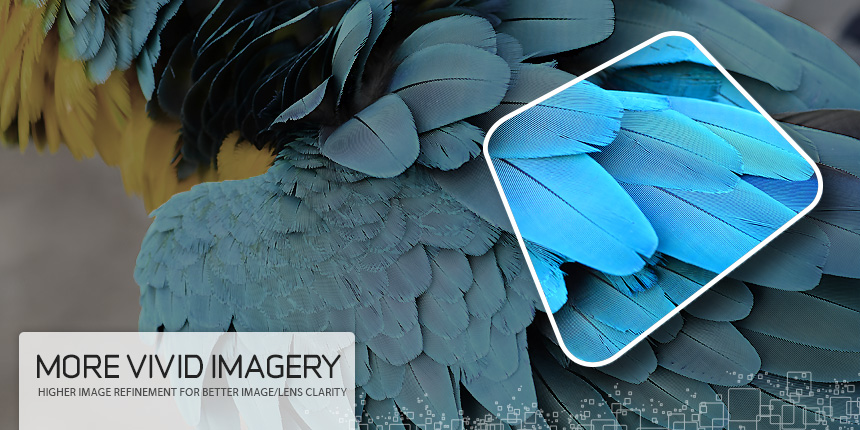 Virtual Images | More Vivid Imagery