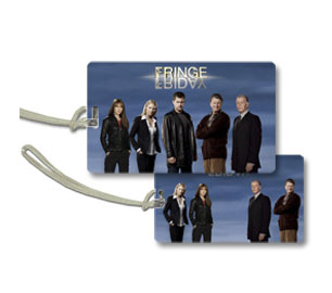 Virtual Images | Lenticular Luggage Tag