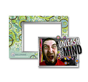 Virtual Images | Lenticular Magnetic Frame